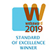 WebAward 2019 – University Standard of Excellence