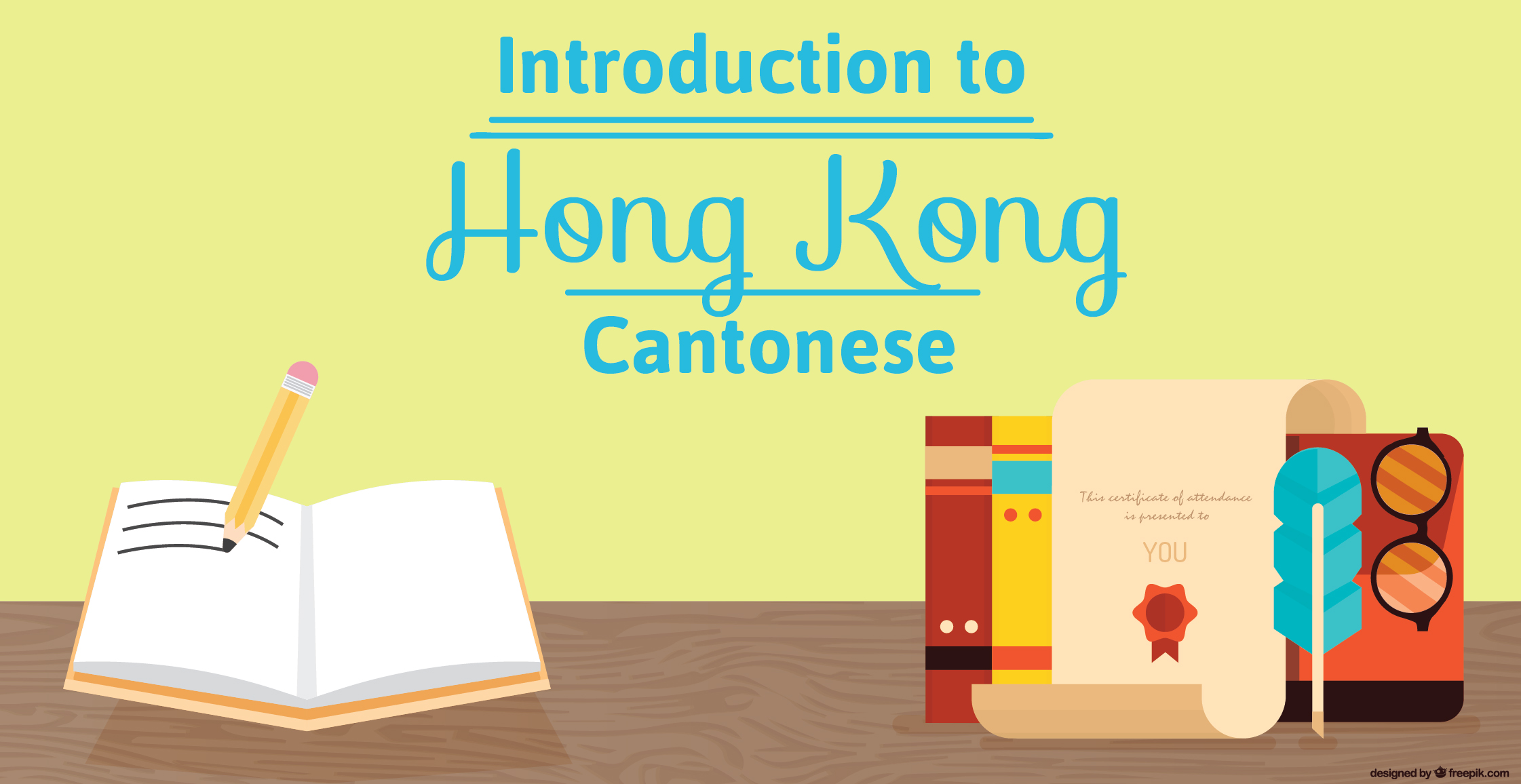 introduction to hk cantonese