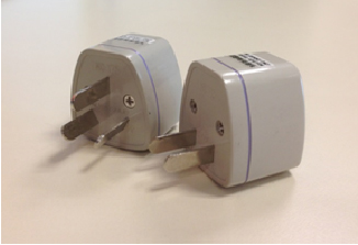 mainland adapter
