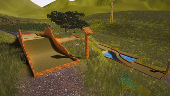 Dream golf VR