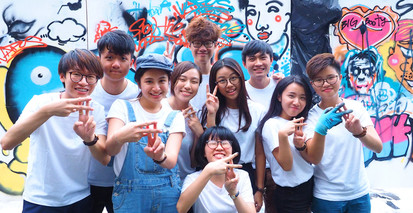 Make the most of your campus life experience at HKBU