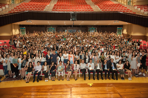 Image of New Student Orientation 2016-17