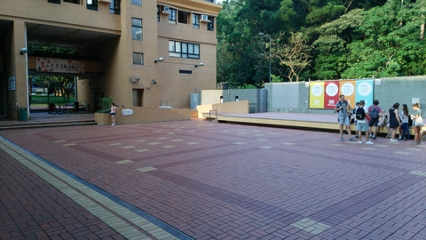 Image of Jockey Club Courtyard
