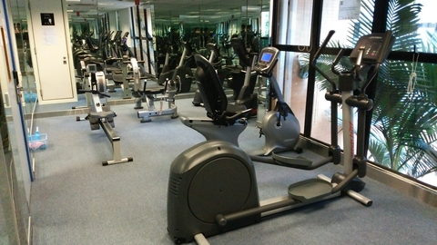 Image of Fitness Rooms