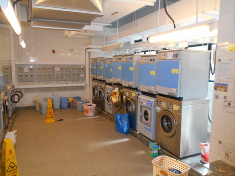 Image of Laundry Rooms and Drying Yards
