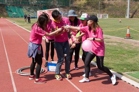 "Image of Make My Heart ""Fly"" Sports Day"
