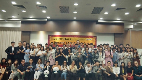 Image of Joint Hall Round Table Banquet 2018