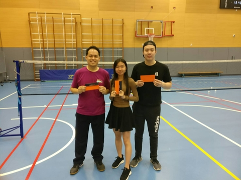 Image of ISC Badminton Cup