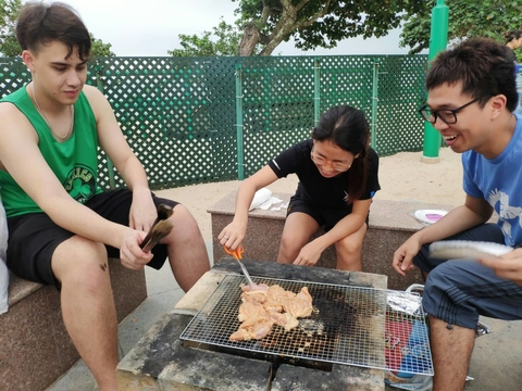 Image of End Semester BBQ Camp