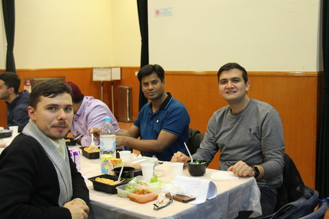 Image of Iftar at HKBU