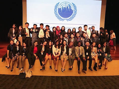 Image of HKBU Model United Nations Club - Gallery