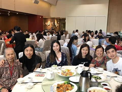 Image of Community Engagement Organisers - Elderly Care Skills Training and Yum Cha Gathering