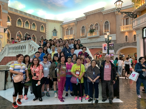 CEO Macau Trip group photo