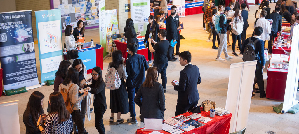 HKBU Career Fair 2019