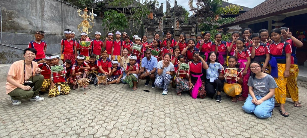 Colour Your Dream: Overseas Service Learning Trip 2019-20