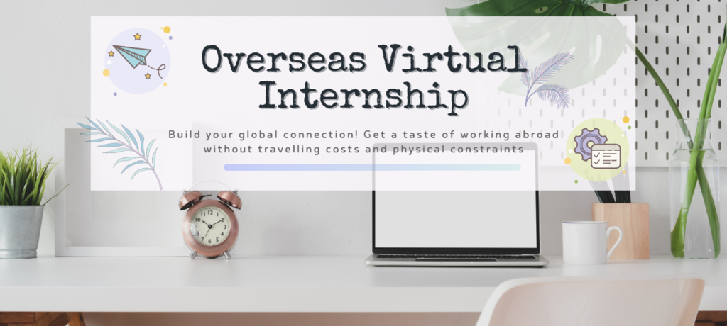 Overseas Virtual Internship