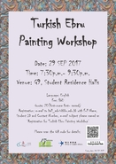 [UG] Turkish Ebru Painting Workshop