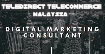 Graduation opportunities in Teledirect Telecommerce in Malaysia