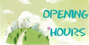 Learning Commons Special Opening Hours