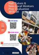[UG] Hall Tutors & Non-Local Mentors Peer Evaluation 2019-2020