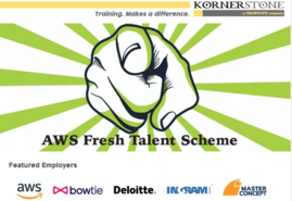 AWS Fresh Talent Scheme-Webinar