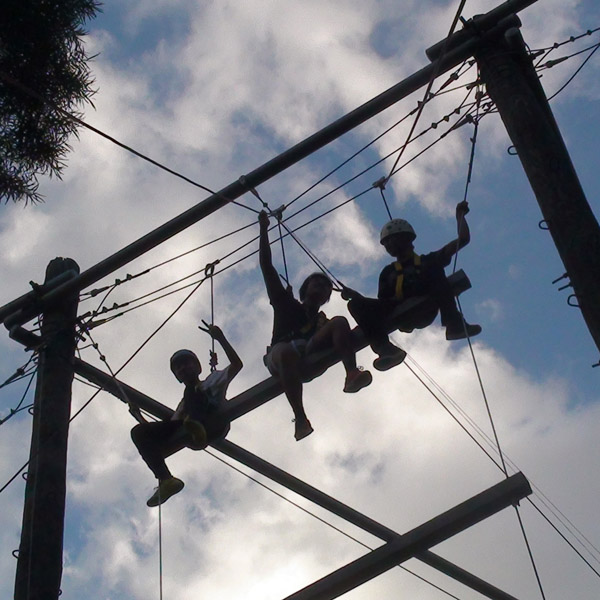 High Rope Challenge