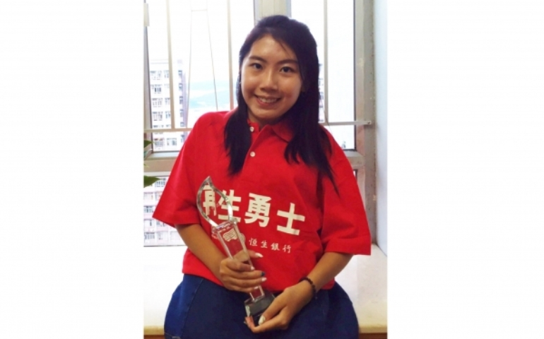 China Studies student Ho Yuen-kei named top 10 Regeneration Warrior